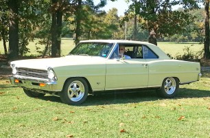 Larry Love - 1967 Chevy II SS